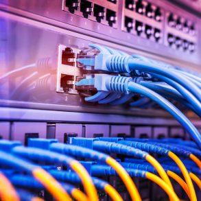 Conectividade em um data center carrier neutral
