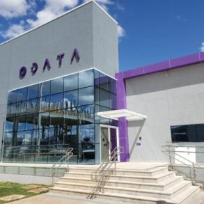 Data center ODATA em Hortolandia, visão externa