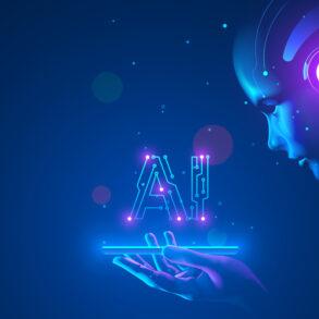 referência de imagem de inteligência artificial